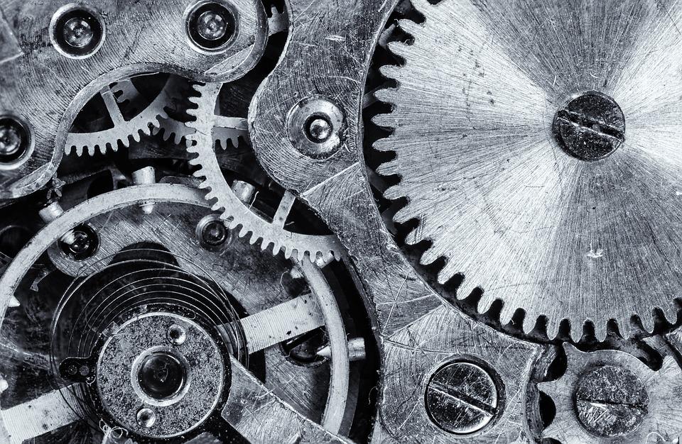 Reloj Engranajes - Nuestro Programa